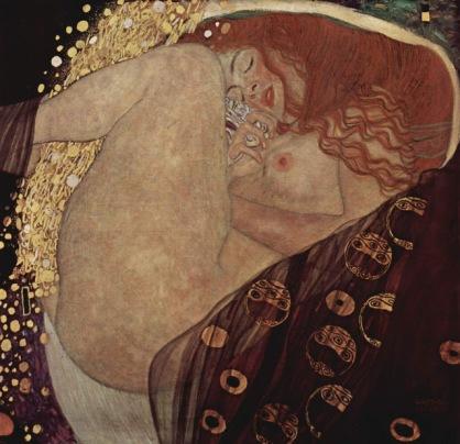 1907_Danae_1907_Klimt