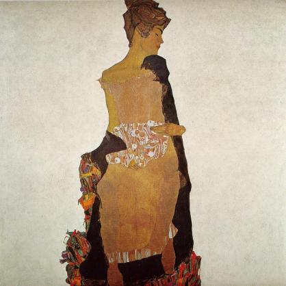 portrait-of-gerti-schiele-1909