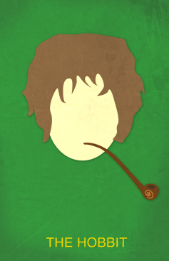 the_hobbit_minimalist_movie_poster_by_bennyjaykay-d5ohfpa