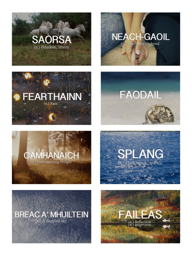 gaelic words 1